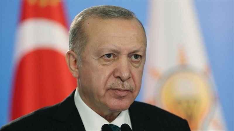 Cumhurbaşkanı Erdoğan: İnsanlarımızın huzuruna, devletimizin güvenliğine kastedenler millet nezdinde itibar bulmaz