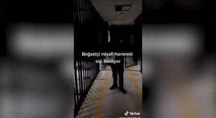 """""""Polis tehdit etti"""" videosu gerçek dışı çıktı"""