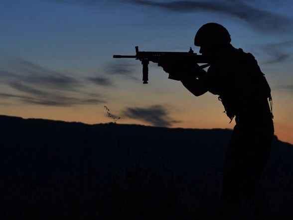 'Pençe Kartal-2 Harekâtı'nda 33 terörist etkisiz hale getirildi