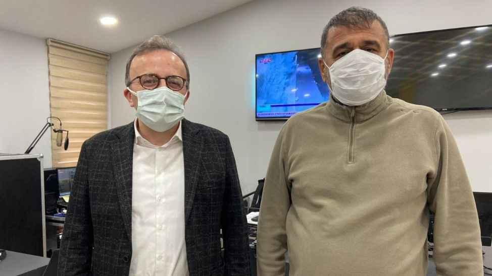 """BİK Genel Müdürü Duran """"Yerel medya olmazsa olmazımız"""""""