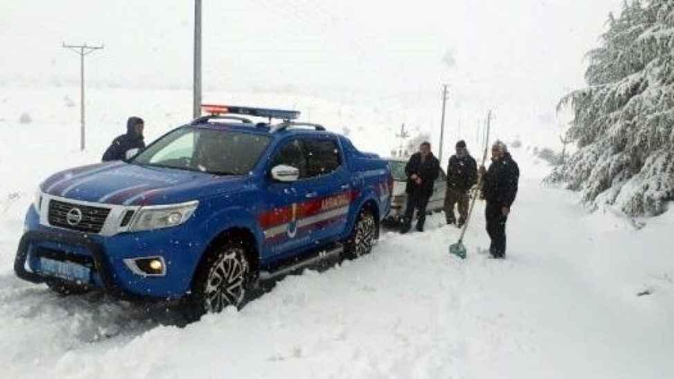 Kampçılara 'Kar keyfini üzüntüye çevirmeyin' uyarısı!