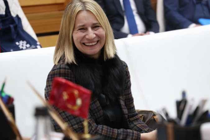 Hırvatistan İstanbul Başkonsolosu İvana Zerec Sakarya'da temaslarda bulundu