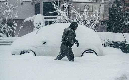 Bir uyarı da yurt dışından: Türkiye'ye aşırı soğuk ve kar geliyor