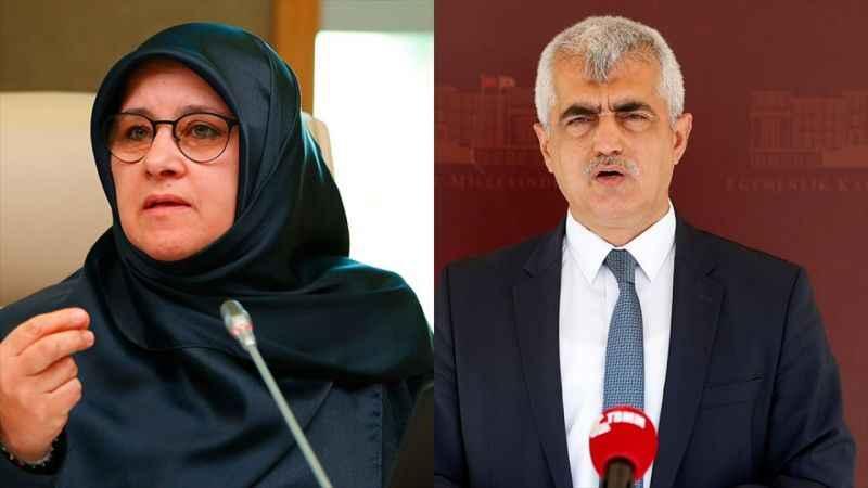 HDP milletvekilleri Kaya ve Gergerlioğlu hakkında provokatif paylaşımları nedeniyle soruşturma