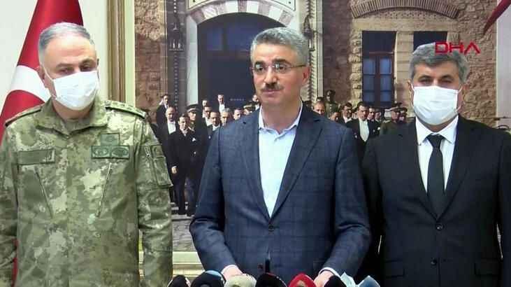Malatya Valisi tek tek açıkladı! İşte PKK örgütünün katlettiği şehitlerimizin kimlikleri