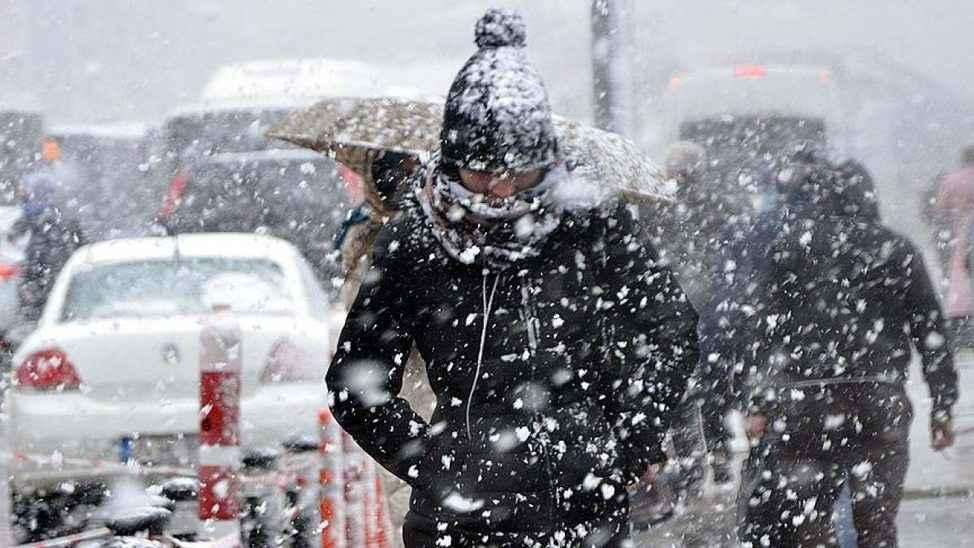 Kar yağışı nedeni ile o personeller idari izinli sayılacak