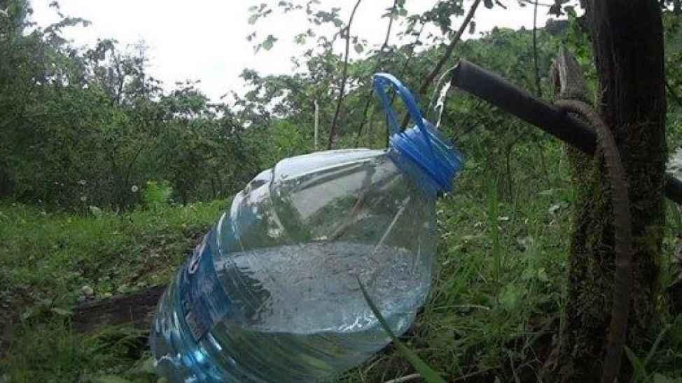 Soğucak Yaylasındaki kaynak suyuna ihale