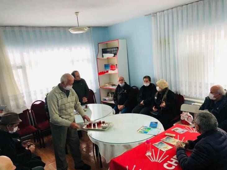 Keleş'ten 'CHP'nin dostu millettir' açıklaması