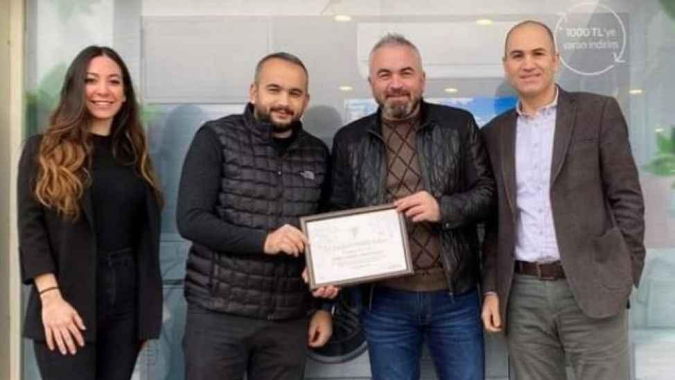 Karabaş Arçelik, Türkiye'de 1 numara