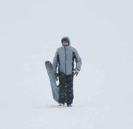Kartepe'de kar kalınlığı 1 metreye ulaştı