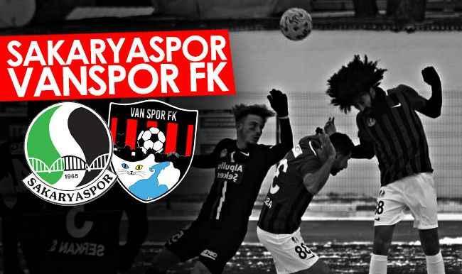 Sakaryaspor geriye düştüğü maçta 1 puanı kurtardı