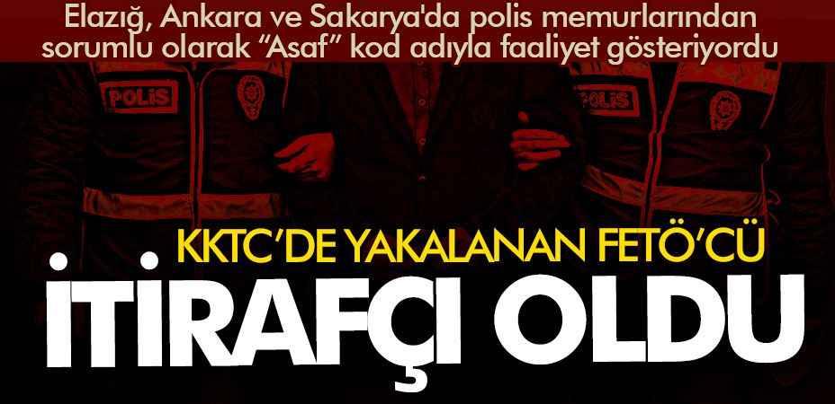 Sakarya'daki polislerden sorumluydu itirafçı oldu