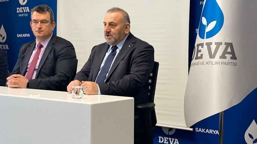 DEVA Partisi'nde çalışmalar hızlandı