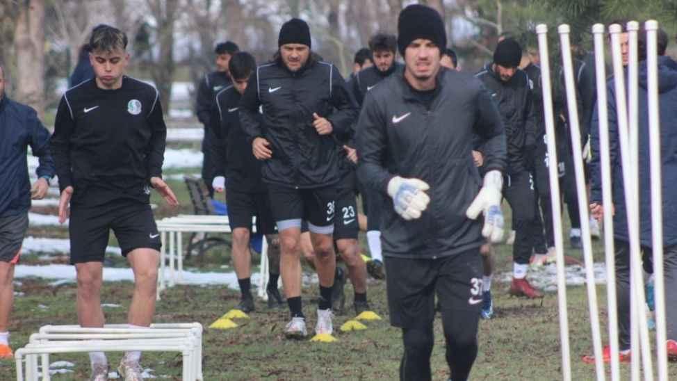 Sakaryaspor'da Pazarspor hazırlıkları başladı