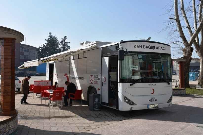 Hendek Kızılay'dan kan bağışı çağrısı