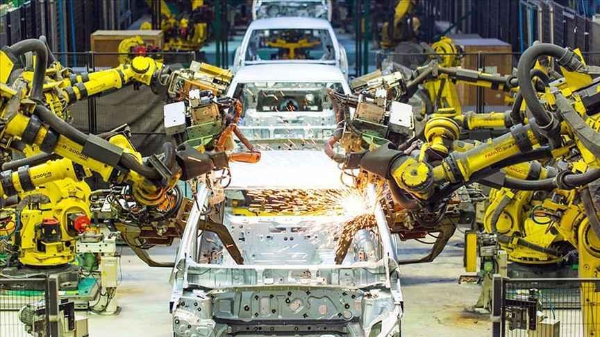 Ocak ayında üretilen 20 bin 800 araç dünya yollarında