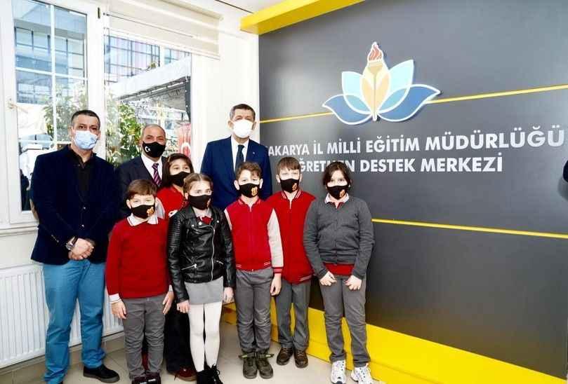 Bakan Selçuk Sakarya'da 16 eğitim kurumunun açılışını gerçekleştirdi