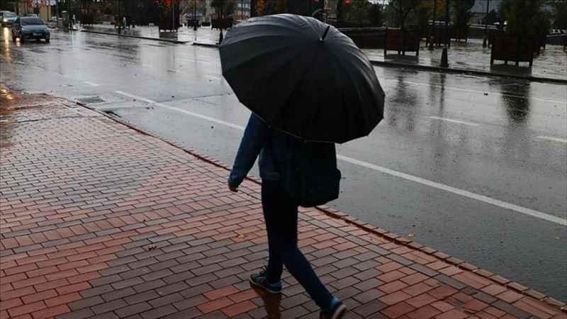 Türkiye geneli için yağış uyarısı