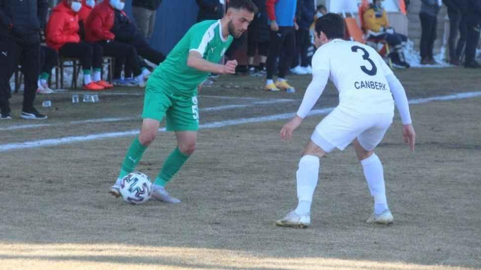 Sivas Bld-Sakaryaspor Maçının Özeti: 2-2