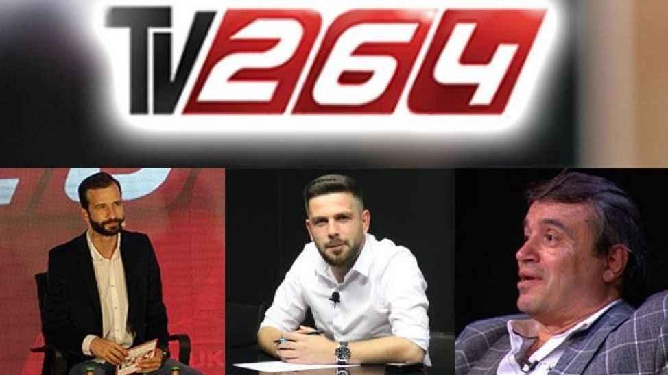 Spor264 programı bu akşam saat 20:00'da