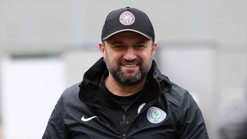 Bülent Uygun Çaykur Rizespor'daki görevine galibiyetle başlamak istiyor