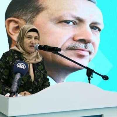 AK Parti Kadın Kolları Başkanı Turan, hala kamu görevinde mi?