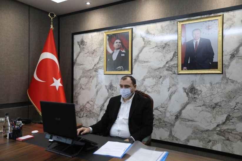 Vali Kaldırım'ın 12 Mart İstiklal Marşının Kabulü mesajı