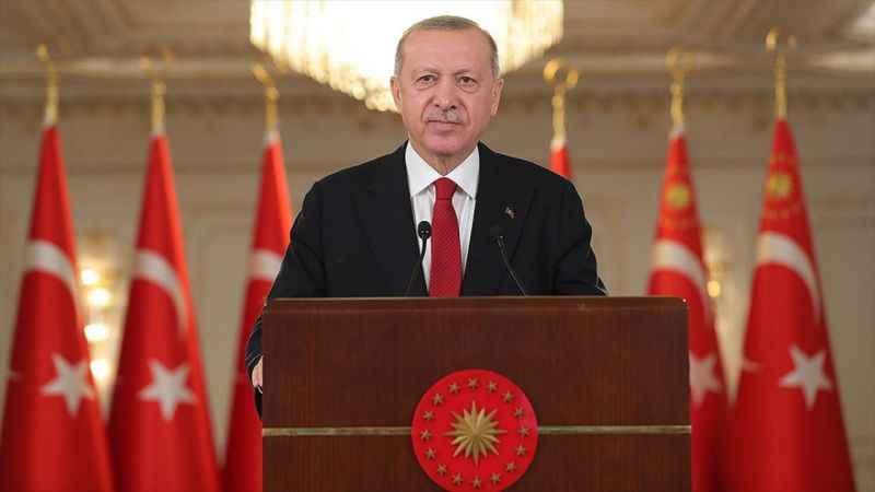 Cumhurbaşkanı Erdoğan: Salgın tehdidi tamamen ortadan kalkana kadar el birliği içinde çalışmayı sürdürmemiz gerekiyor