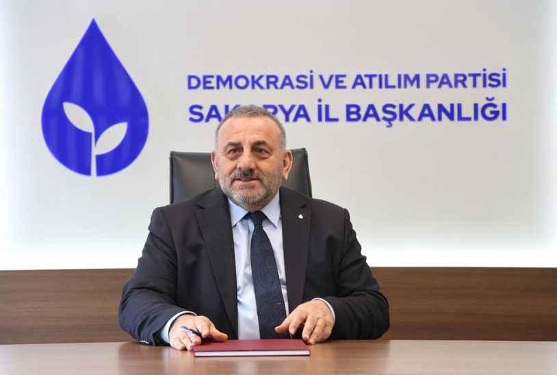 DEVA Partisi İl Başkanı Erdoğan, 14 Mart Tıp Bayramı'nı kutladı