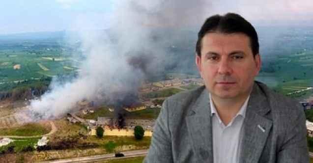 HAVAİ FİŞEK PATLAMASI DAVASI(3) İşte Patron Coşkun'un savunması!
