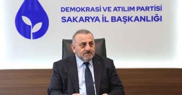 DEVA Partisi İl Başkanı Erdoğan'dan kırmızı renge sert tepki!