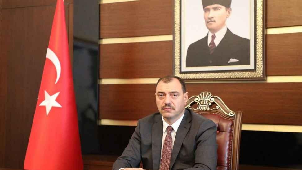 Vali Kaldırım'dan Çanakkale Zafer'i mesajı