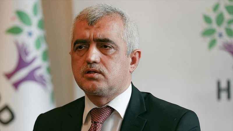 Milletvekilliği düştüğü için Meclis'te eylem yapan HDP'li Gergerlioğlu gözaltına alındı