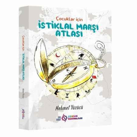 """Sakarya Üniversitesi Vakfı Çocuk Yayınları, çocuklar için """"İstiklal Marşı Atlası"""" yayımladı"""