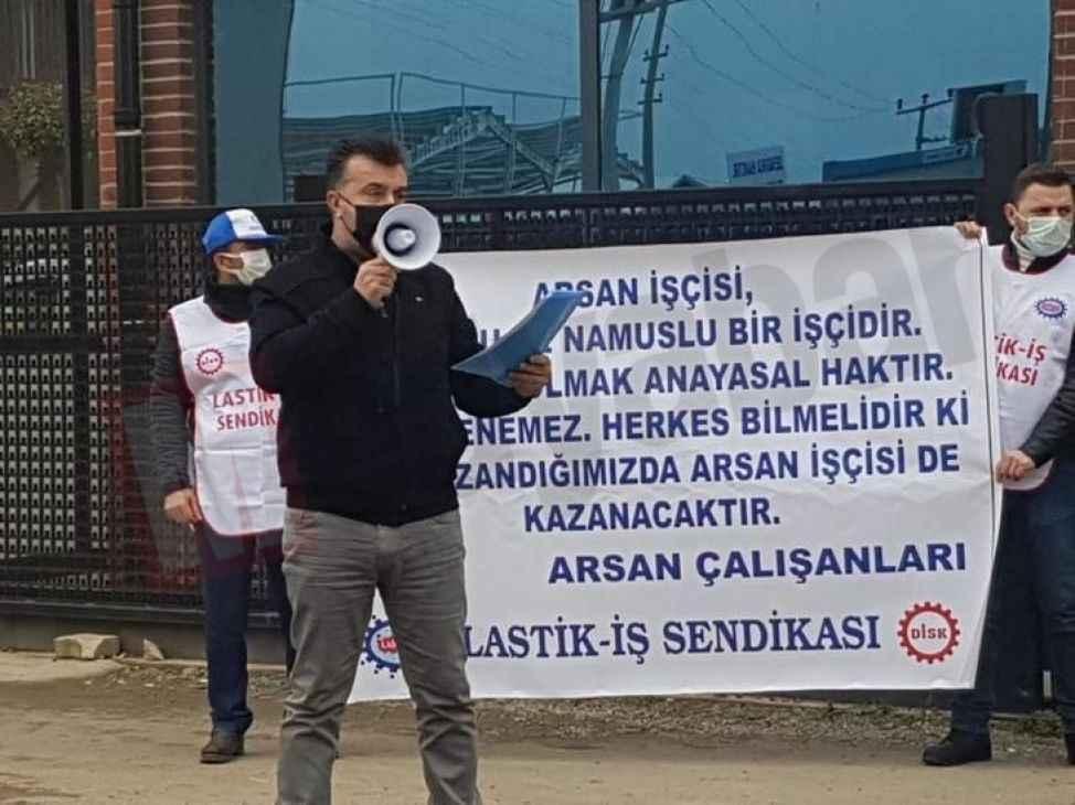 Bakan Varank'ın açılışını yaptığı o fabrikada 10 işçi işten çıkartıldı...