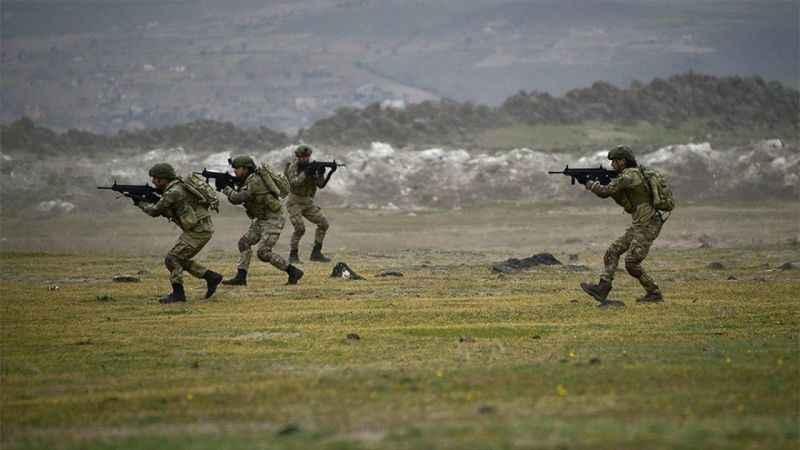 Fırat Kalkanı bölgesinde 10 terörist etkisiz hale getirildi