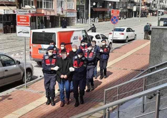 Körfez'de sosyal medyada terör propagandasına 3 gözaltı
