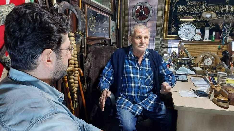 Süleyman Kamacı: 'En büyük kabadayılık efendiliktir'