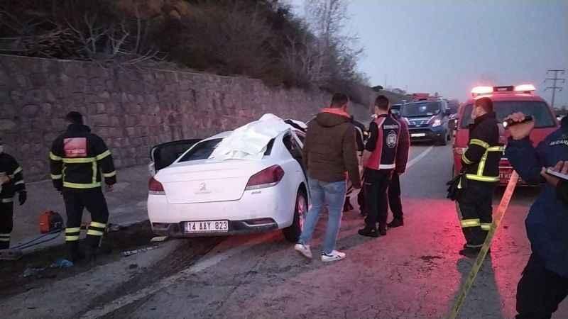Düzce sınırında feci kaza! Yolcu otobüsü kazaya karıştı: 3 ölü, 11 yaralı