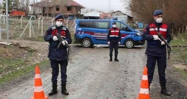 Sakarya'da karantinalar peş peşe geliyor! O ilçede 6 ev karantinaya alındı
