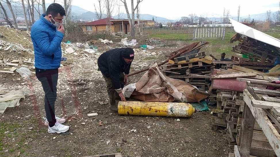 Pamukova'daki kimyasal tüp olayında yeni gelişme!