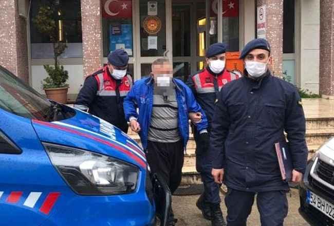 Kesinleşmiş hapis cezası bulunan hükümlü Sakarya'da gözaltına alındı