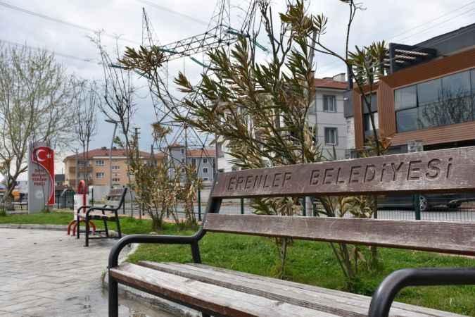 Şehit Polis Memurunun ismi Erenler'de yaşatılıyor