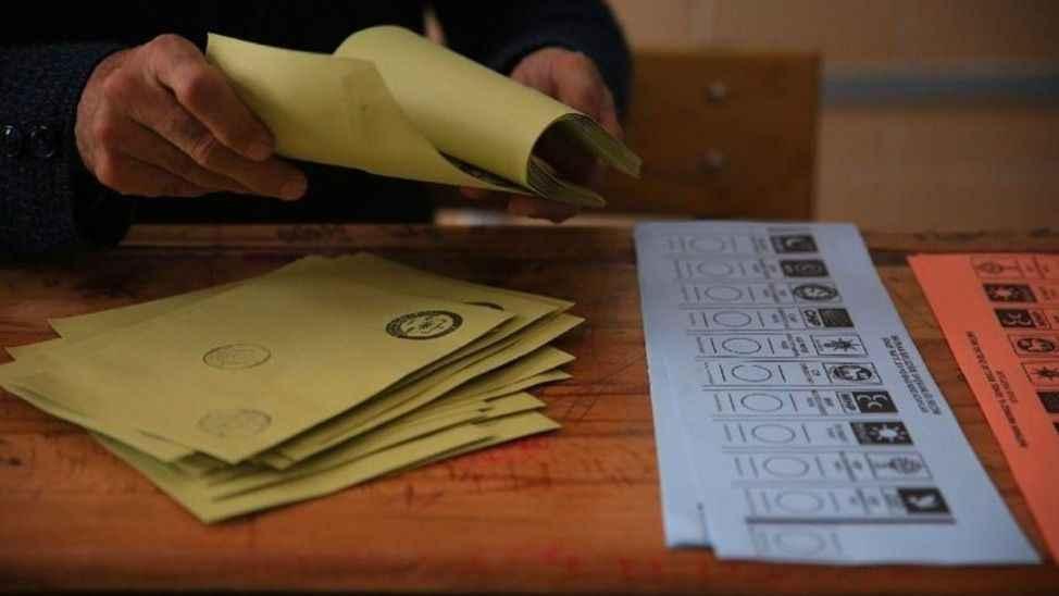 YSK seçime girebilecek parti listesini güncelledi
