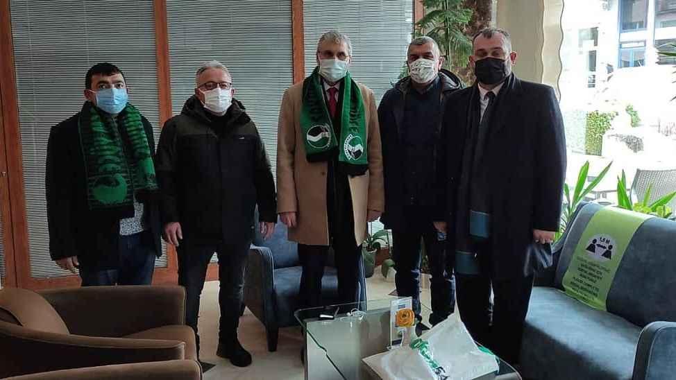 SSK ve yapılandırma borcu ödendi, futbolcuların primleri yatırıldı! Sakaryaspor'da işlem tamam