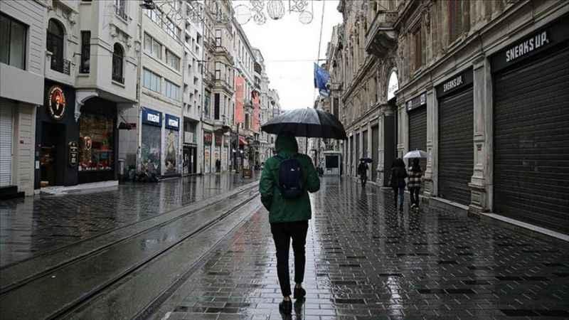 Marmara'da sıcaklığının 6 ila 10 derece azalması bekleniyor
