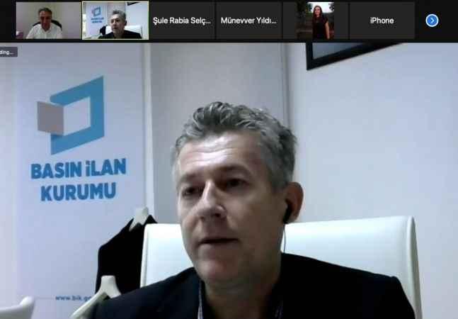 SUBÜ'de Gazetecilik öğrencileri BİK'i konuştu