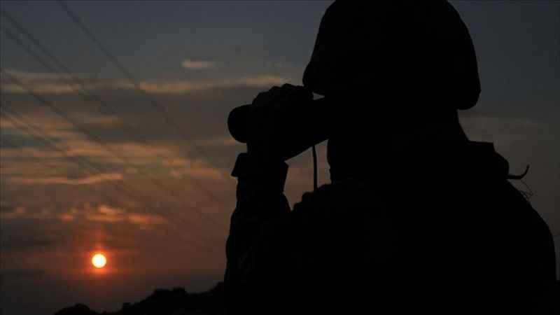PKK/KCK terör örgütünden kaçan 5 örgüt mensubu güvenlik güçlerine teslim oldu