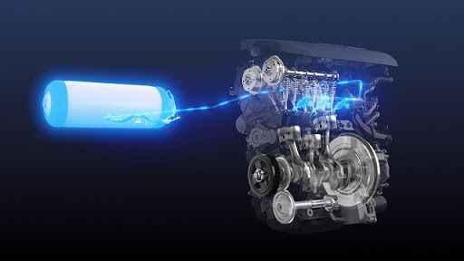 """Toyota, motorsporları için """"hidrojen motor teknolojisi"""" geliştiriyor"""