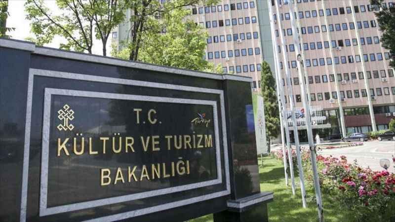 Kültür ve Turizm Bakanlığından sinema sektörüne 26 proje için 25 milyon 50 bin lira destek